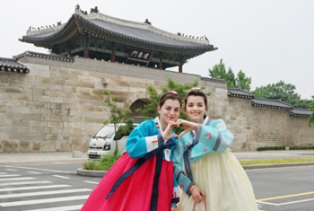 Hanbok Palace Tour photo