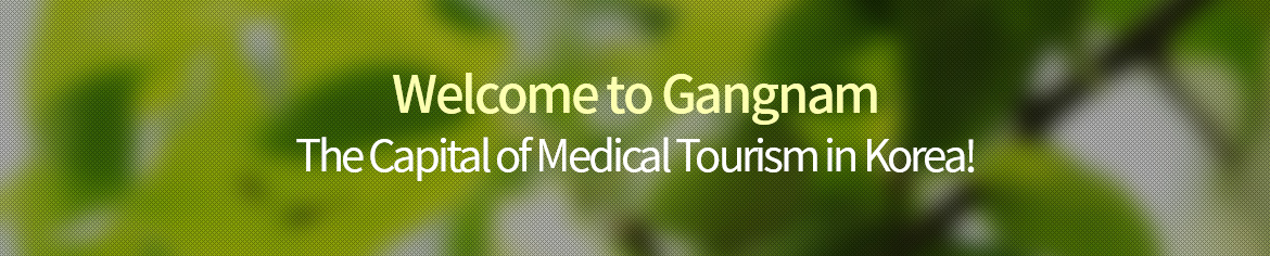 Welcome to Gangnam, Korea's medical tourism capital!