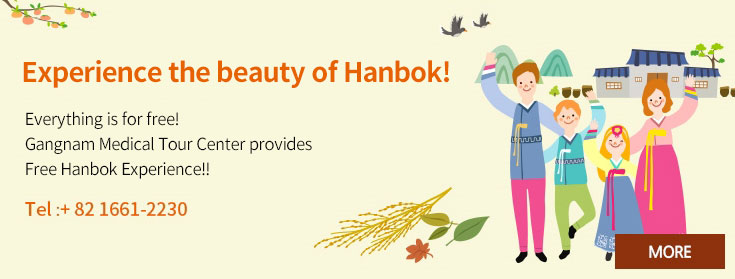 <p><strong>Experience of the Beauty of Hanbok!</strong></p>